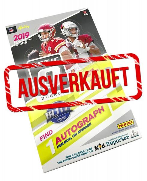 NFL Donruss Optic 2019 Trading Cards - Hobbybox - ausverkauft
