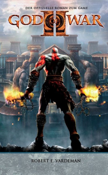 God of War II - Roman zum Game