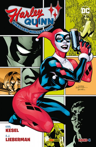 Harley Quinn: Knaller-Kollektion 4