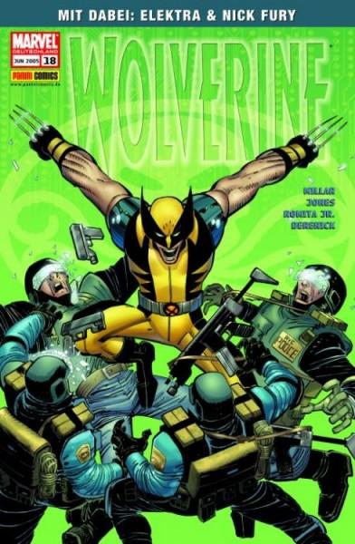Wolverine 18