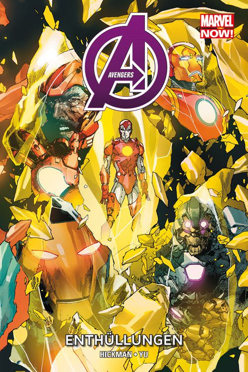 Avengers Paperback 5 (2014):...