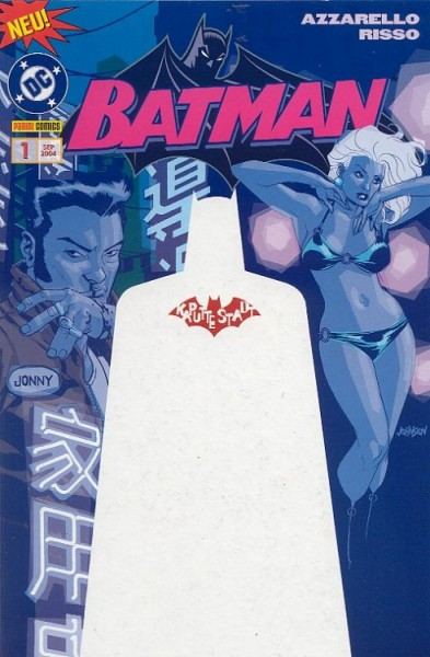 Batman Sonderband 1: Kaputte Stadt