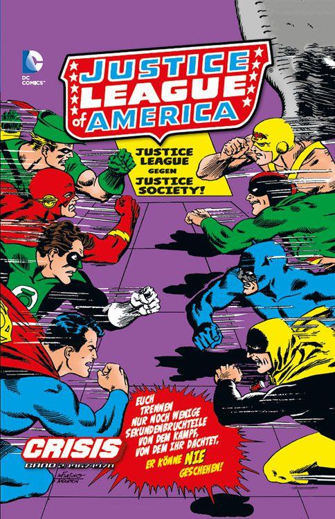 Justice League of America - Crisis 2