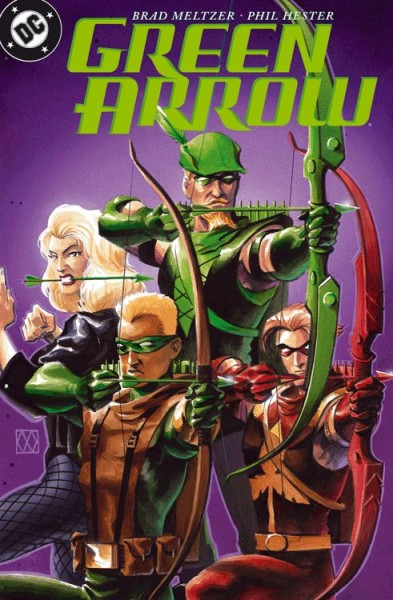 Green Arrow 1: Das Leben nach dem Tod