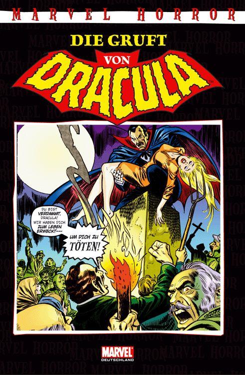 Marvel Horror: Die Gruft von Dracula 3