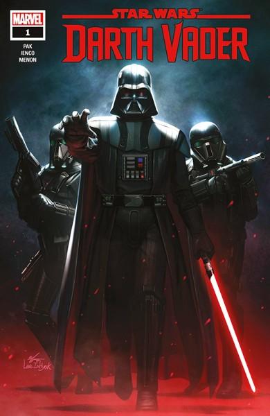 Star Wars 65: Das dunkle Herz der Sith 1 & Age of Resistance - Kylo Ren - Comicshop-Ausgabe Cover