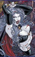 Lady Death 2 Variant - Comic Action 2012