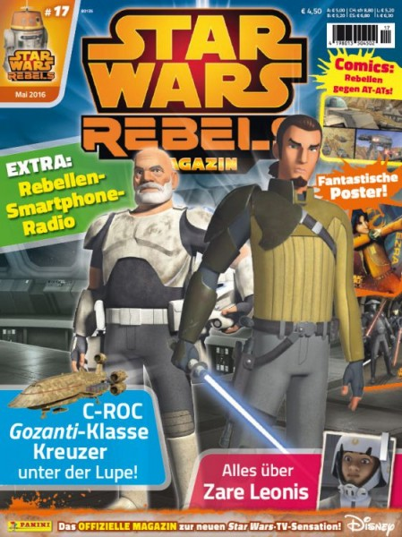 Star Wars: Rebels - Magazin 17