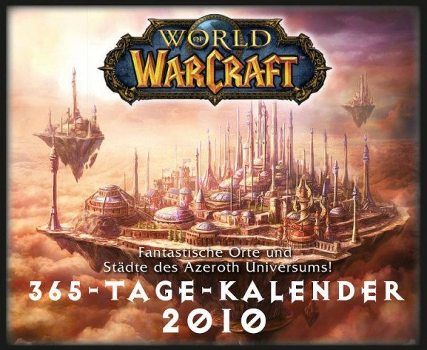 World of Warcraft - 365-Tage-Abreisskalender (2010)