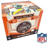 NFL Legacy 2020 Trading Cards - Hobbybox
