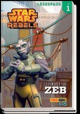 Star Wars: Rebels 1 - Lebensretter Zeb