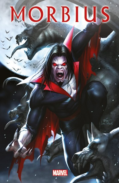 Morbius 1: Blutdurst Variant Cover