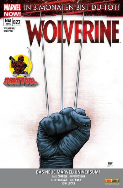 Wolverine/Deadpool 22