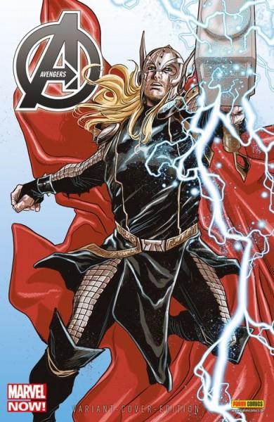 Avengers 16 (2013) Variant - Comic Action 2014