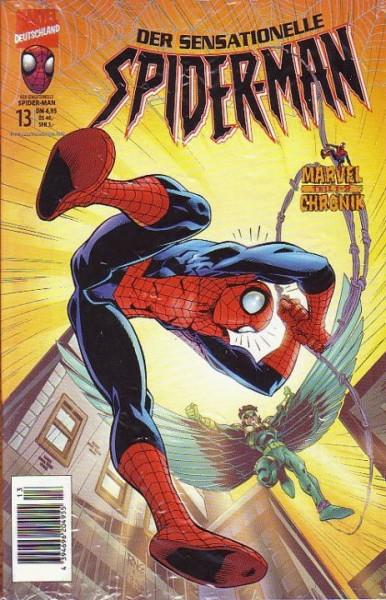 Der sensationelle Spider-Man 13
