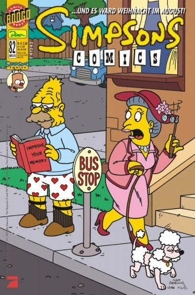 Simpsons Comics 82