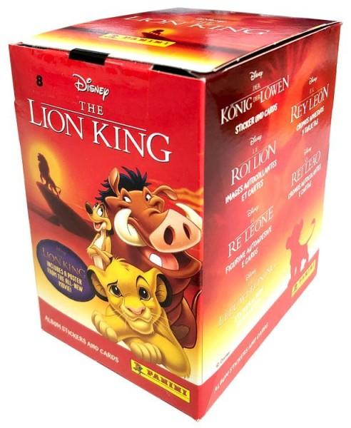 Disney der König der Löwen Stickerkollektion – Box