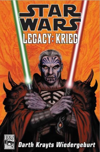 Star Wars Sonderband 64: Legacy - Krieg 1
