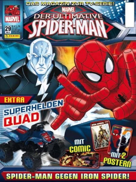 Der ultimative Spider-Man - Magazin 29