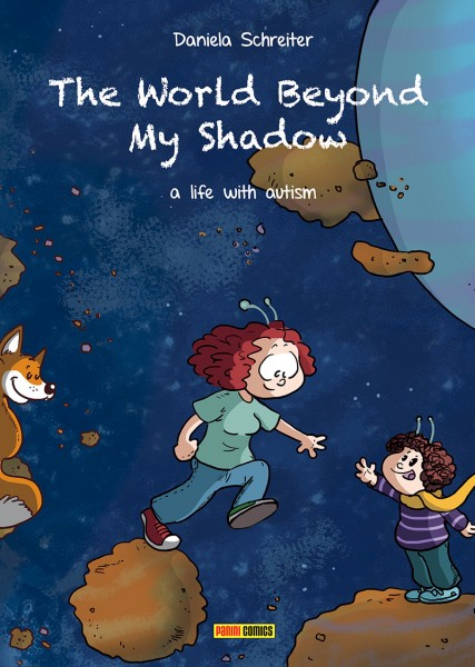 The World Beyond My Shadow - A Life with Autism (Englisch) Cover