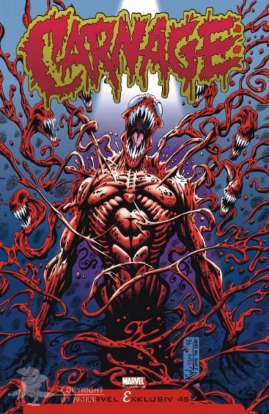 Marvel Exklusiv 45: Carnage