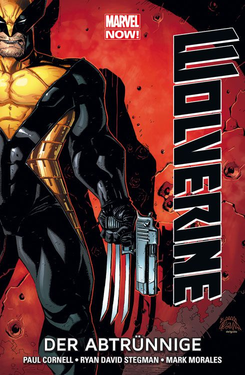 Marvel Now!: Wolverine 3