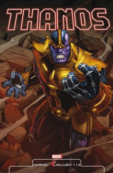Marvel Exklusiv 113: Thanos - Die Infinity-Offenbarung