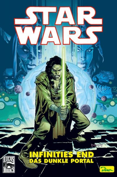 Star Wars Sonderband 21: Infinities End - Das dunkle Portal
