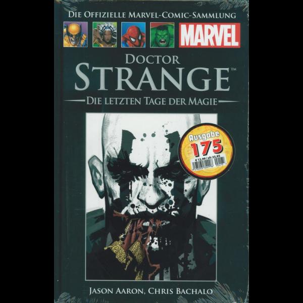 Hachette Marvel Collection 175: Doctor Strange - Die letzten Tage der Magie