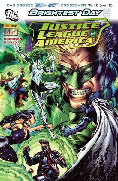 Justice League 14: Die dunklen Dinge 2