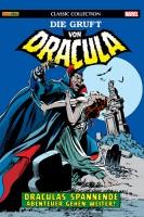 Die Gruft von Dracula: Classic Collection 2 - Draculas spannende Abenteuer gehen weiter! Cover