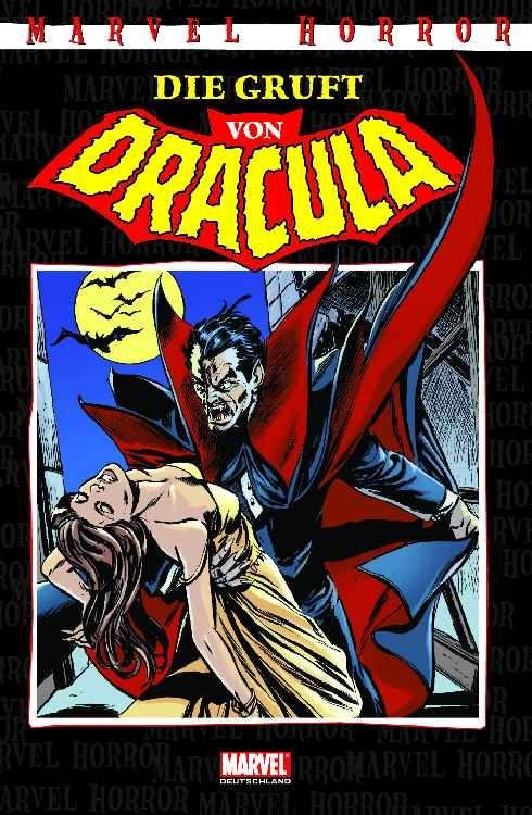 Marvel Horror 6: Die Gruft von Dracula