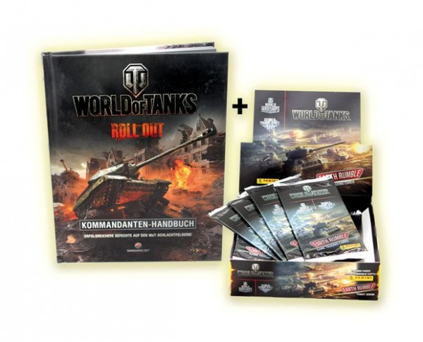 World of Tanks Trading Cards Kollektion - Bundle 3