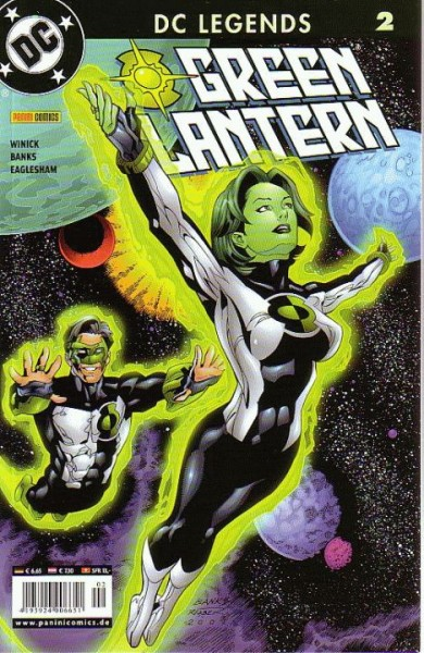 DC Legends 2: Green Lantern 1