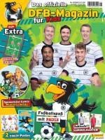 Paule DFB-Magazin für Kids 01/20 - Cover