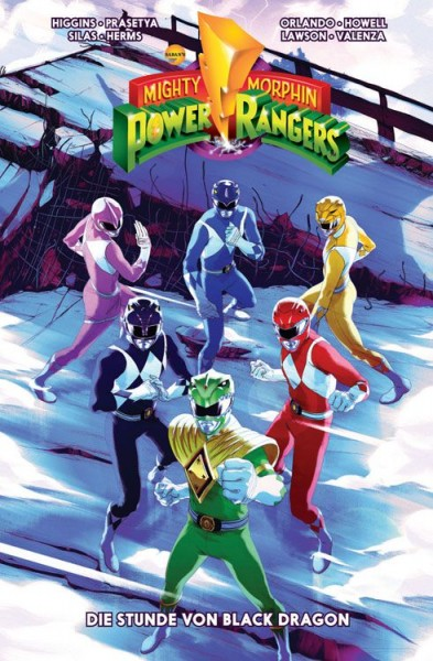 Mighty Morphin: Power Rangers 2