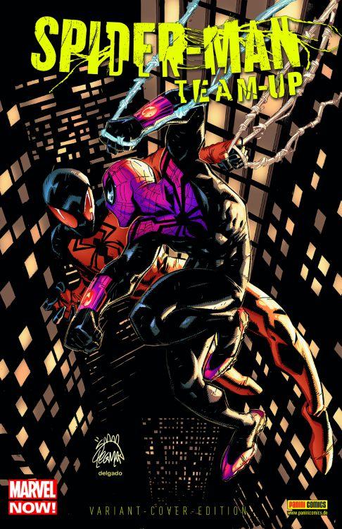 Spider-Man Team-Up 1 Variant