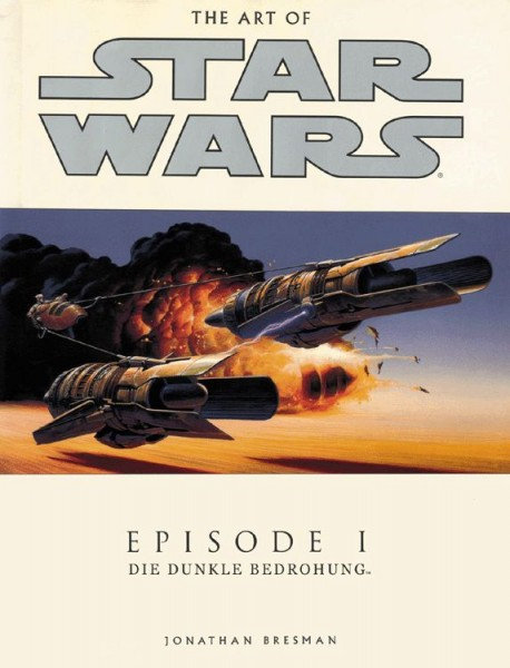 The Art of Star Wars: Episode I - Die dunkle Bedrohung