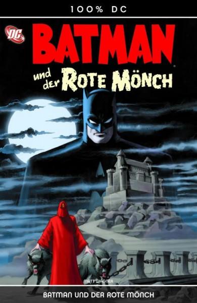 100% DC 9 - Batman und der Rote Mönch