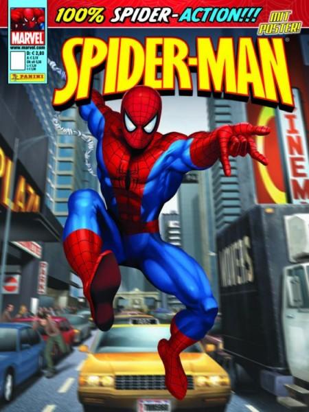 Spider-Man Magazin 35