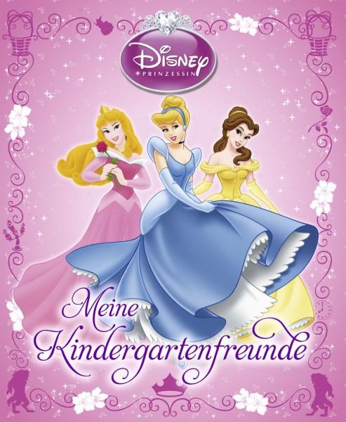 Disney: Prinzessinnen - Meine Kindergartenfreunde