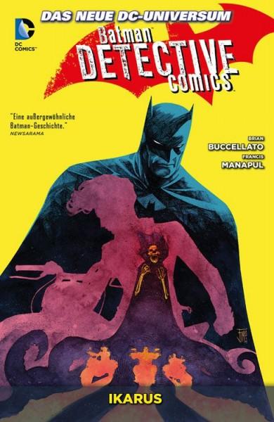 Batman Detective Comics 6: Ikarus Cover
