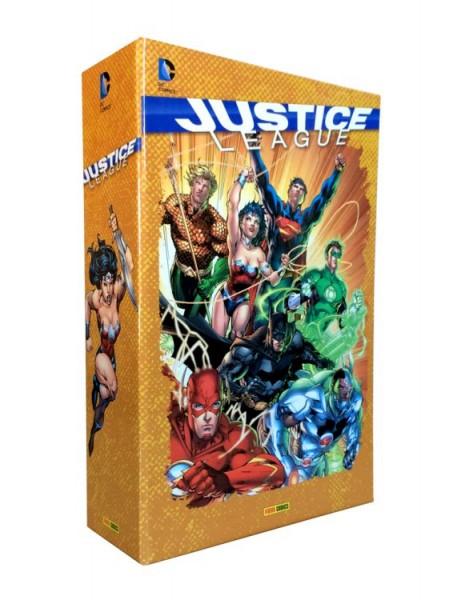 Justice League Sammelschuber