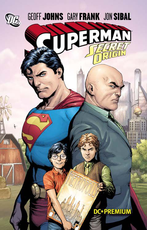DC Premium 77: Superman - Secret Origin