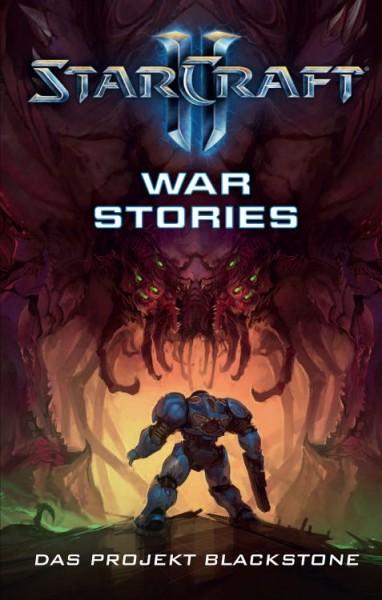 Starcraft II: War Stories - Das Projekt Blackstone