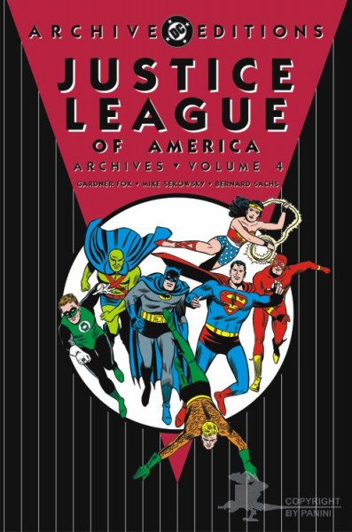 DC Archive Editions 14: Justice League of America 4