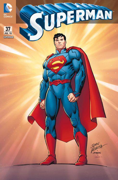 Superman 37 Variant