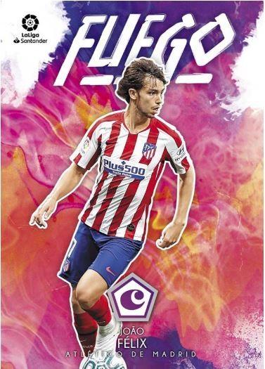 Chronicles Soccer 2019/20 - Trading Cards - Joao Felix