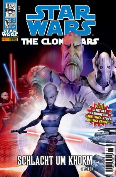 Star Wars 76: The Clone Wars