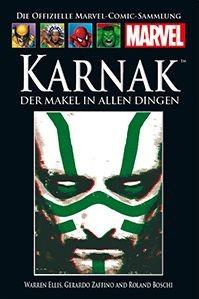 Hachette Marvel Collection 154: Karnak - Der Makel in allen Dingen